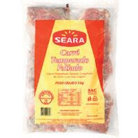 Bisteca Suína Fatiada Carré Seara 15kg - Cod. 7894904594610