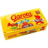 Bombom Garoto 300g | Caixa com 30un - Cod. 17891008309017C30