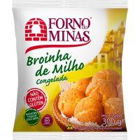 Broinha de Milho Forno de Minas 300g - Cod. 7896074602591