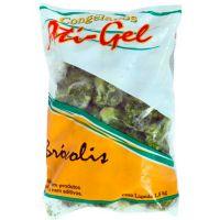 Brócolis Congelado Ati Gel 1,5kg | Caixa com 6un - Cod. 7896532100010C6