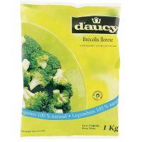 Brócolis Congelado Daucy 1kg | Caixa com 10 Unidades - Cod. 3248451063800