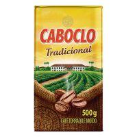 Café Caboclo Tradicional Vácuo 500g - Cod. 7896089010916