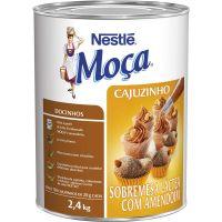 Cajuzinho Moça Nestlé 2,4Kg - Cod. 7891000004203