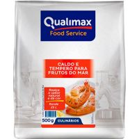 Caldo De Frutos Do Mar Qualimax 500g - Cod. 7891122114293