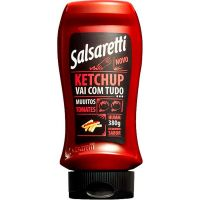 Catchup Salsaretti 380g - Cod. 7891080149399