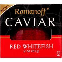 Caviar Vermelho Romanoff 57g - Cod. 70200230071