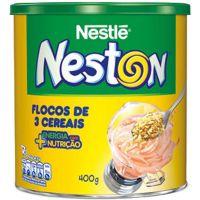 Cereal 3 Cereais Neston 400g | Caixa com 18 Unidades - Cod. 7891000011300