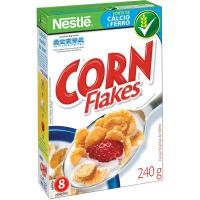 Cereal Corn Flakes Nestlé 240g | Caixa com 20 Unidades - Cod. 7891000002186C20