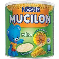 Cereal Infantil Milho Nestlé Mucilon 400g - Cod. 7891000011294