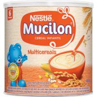 Cereal Infantil Mucilon Multicereais 400g - Cod. 7891000035832