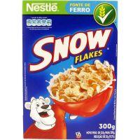 Cereal Snow Flakes Nestlé 300g | Caixa com 20 Unidades - Cod. 7891000100721C20