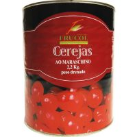 Cereja em Calda Marrasquino Frucol 2,2kg - Cod. 7804620990009