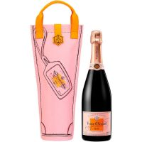 Champagne Veuve Clicquot Rose Shop Bag 750ml - Cod. 3049614115318