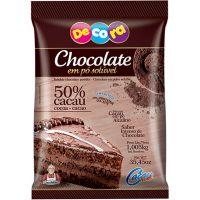 Chocolate em Pó 50% Cacaufoods 1,005Kg - Cod. 7896497202149