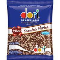 Chocolate Granulado Dori para Cobertura Mesclado  500g - Cod. 7896058592115