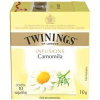 Chá Camomila 10 Saquinhos Twinings 10g - Cod. 70177197179C10