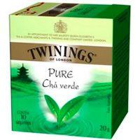 Chá Verde 10 Saquinhos Twinings 20g - Cod. 70177197247C10