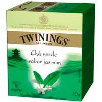 Chá Verde com Hortelã 10 Saquinhos Twinings 20g - Cod. 70177197230C10