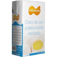 Clara Pasteurizada Naturovos 1kg - Cod. 7896715606575