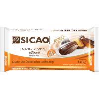 Cobertura de Chocolate em Barra Sicao Mais Blend 1,01Kg - Cod. 20842060154