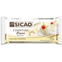 Cobertura Sicao Fracionada Chocolate Branco 2,1Kg - Cod. 208420605120