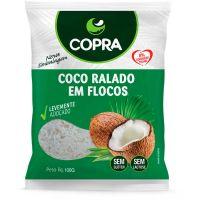 Coco Flocado Padrão Copra 100g com 24 Unidades - Cod. 17898905356304