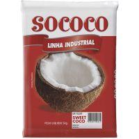 Coco Queimado Sweet Flocos Sococo 5Kg - Cod. 7896004400822