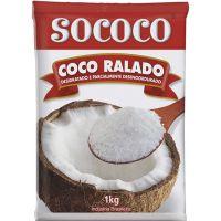 Coco Ralado Sococo 1Kg - Cod. 7896004400389