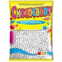 Confeito Dori Chococandy Mini Branco 350g - Cod. 7896058592948