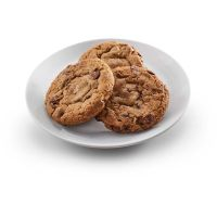 Cookie Baunilha com Gotas de Chocolate Forno de Minas 50g com 20 Unidades - Cod. 7896074604632