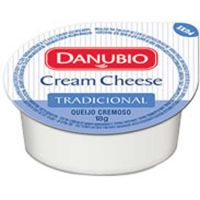 Cream Cheese Danubio 18g | Caixa com 144 Unidades - Cod. 7896068000198C144