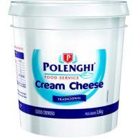 Cream Cheese Nac Soft Polenghi 3,6kg - Cod. 7898466015439