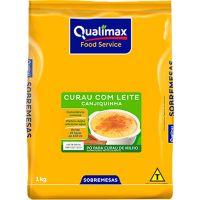 Curau com Leite Qualimax 1kg - Cod. 7891122113357
