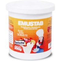 Emustab Selecta 200g - Cod. 7896411800178