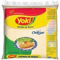 Farinha de Rosca Yoki Saco 5kg - Cod. 7891095417421