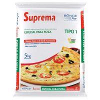 Farinha de Trigo Para Pizza Suprema | Fardo com 5 Unidades - Cod. 7891080106026C5
