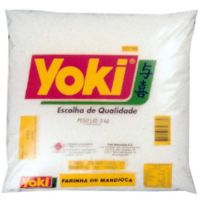 Farinha Mandioca Torrada Yoki 5kg - Cod. 7891095317387