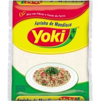 Farinha Mandioca Yoki 500g - Cod. 7891095300372