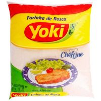 Farinha Mandioca Yoki 5kg - Cod. 7891095317370