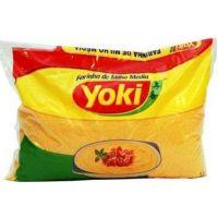 Farinha Milho Média Yoki 1kg - Cod. 7891095200573