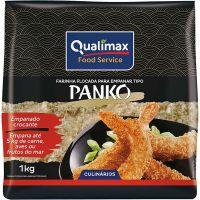 Farinha Qualimax Panko para empanar 1Kg - Cod. 7891122116174