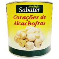 Fundo de Alcachofra Sabater 1,3Kg - Cod. 1842916100430