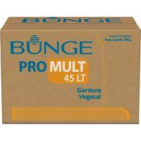 Gordura Hidrogenada Pro Mult 45 Bunge 24kg - Cod. 17891107114031