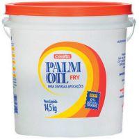 Gordura Vegetal De Palma Palm Fry 14,5Kg - Cod. 7897928800071