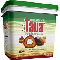 Gordura Vegetal De Palma Tauá Balde 15Kg - Cod. 40232885716