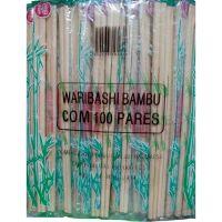 Hashi Bambu Fukumatsu com 100 Pares - Cod. 6914533104316