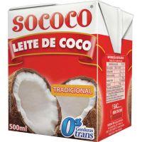 Leite de Coco Sococo 200ml - Cod. 17896004400379C24