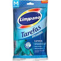 Luva Forrada Multiuso Tamanho M Limppano 1 Par - Cod. 7896021623488