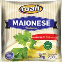 Maionese Ruah Bag 3Kg - Cod. 7898380260564