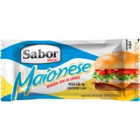 Maionese Sabor Mix 6g - Cod. 7890000051561